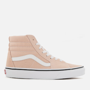 Vans Women's Sk8 Hi-Top Trainers - Frappe/True White
