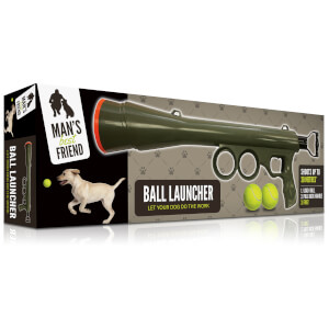 Man's Best Friend Hund Ballwerfer