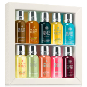 Molton Brown Divine Discoveries Bath and Shower Collection