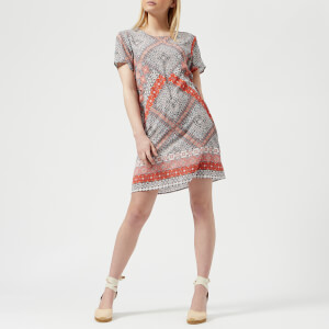 MINKPINK Women's Days In Marrakesh T-Shirt Dress - Multi