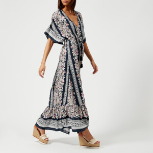 MINKPINK Women's In Bloom Maxi Dress - Multi