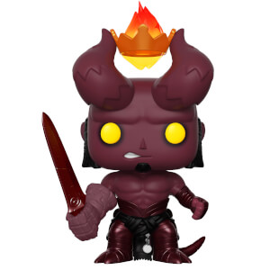 Hellboy with Crown EXC Pop! Vinyl Figure