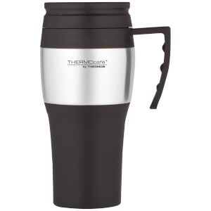 Thermos ThermoCafe 2010 Steel Travel Mug - 400ml