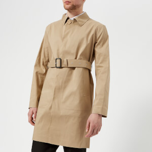 Matthew Miller Men's Rane Mac - Camel