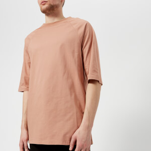Matthew Miller Men's Clayton Oversized Raglan T-Shirt - Carnation