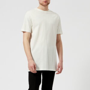 Matthew Miller Men's Discord Classic Fit Handle T-Shirt - White