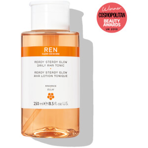 REN Ready Steady Glow Daily AHA Tonic: Image 3