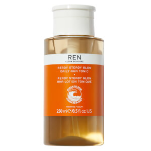 AHA Lotion Tonique Ready Steady Glow REN