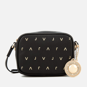 Versace Jeans Women's Embellished Camera Bag - Black