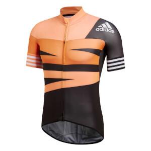 adidas Men's Adistar Jersey - Orange