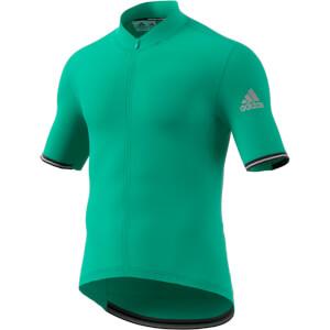 adidas Men's Climachill Jersey - Green