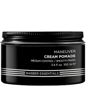 Redken Brews Men's Maneuver Cream Pomade 100ml