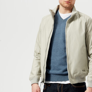 Woolrich Men's Shore Bomber Jacket - Drifter Grey
