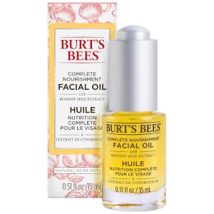 Burt's Bees Complete Nourishment Facial Oil 15ml