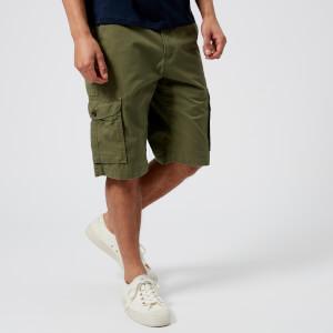 Tommy Hilfiger Men's Light Twill Cargo Shorts - Four Leaf Clover
