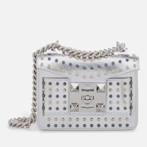 SALAR Women's Gaia Star Bag - Silver