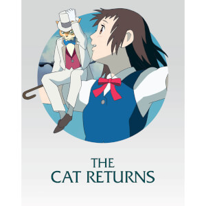 The Cat Returns - Zavvi UK Exclusive Limited Edition Steelbook