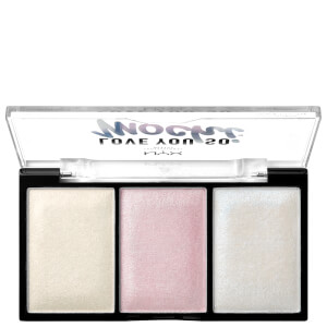 NYX Professional Makeup Love You So Mochi Highlighter Palette - Lit Life
