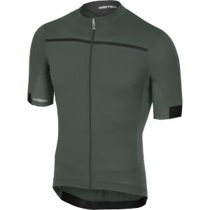 Castelli Forza Pro Jersey - Forest Grey