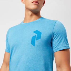 Peak Performance Men's Track T-Shirt - Blue
