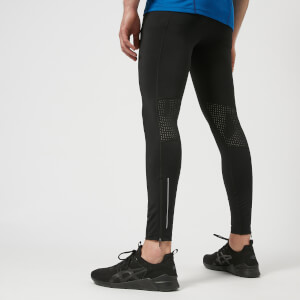Peak Performance Men's Run Tights - Black