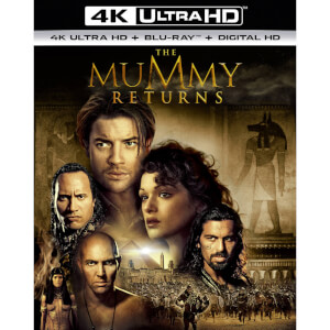 The Mummy Returns - 4K Ultra HD