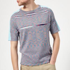 Missoni Men's Raglan Sleeve T-Shirt - Sky Blue