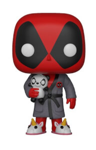 Figurine Pop! Deadpool Déguisé (Marvel) - En Robe de Chambre