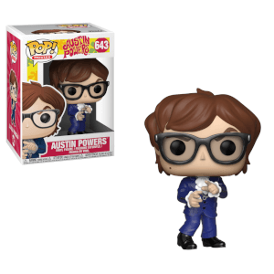 Austin Powers Pop! Vinyl Figur