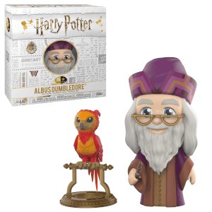5 Star Harry Potter Albus Dumbledore Vinyl Figure