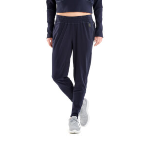 Skins Activewear Women's Spade Light Fleece Tapered Pants - Harbour