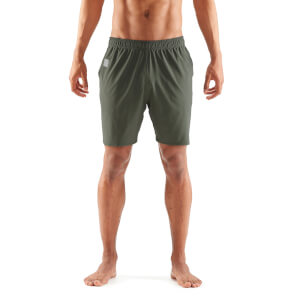 Skins Activewear Men's Square 7 Inch Shorts - Utility