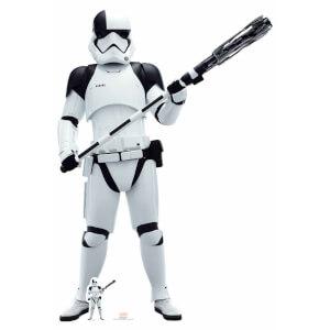 Silhouette Découpée en Carton - Exécuteur Trooper - Star Wars : Les Derniers Jedi