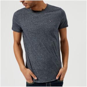 Tommy Jeans Men's Crew Neck T-Shirt - Black Iris