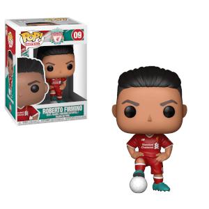 Figura Funko Pop! Fútbol Roberto Firmino - Liverpool