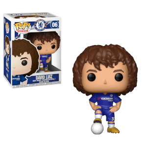 Chelsea David Luiz Figura Pop! Vinyl