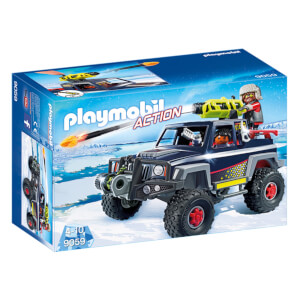 Playmobil eispiraten-truck (9059)