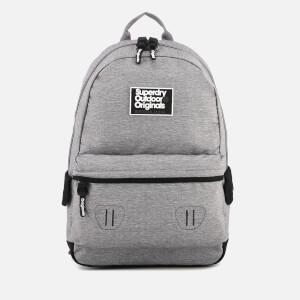 Superdry Men's Binder Montana Backpack - Grey Grit