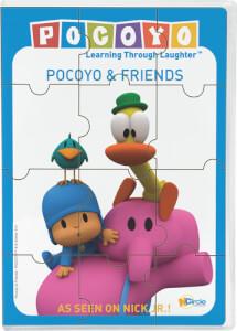 Pocoyo: Pocoyo & Friends W/Puzzle