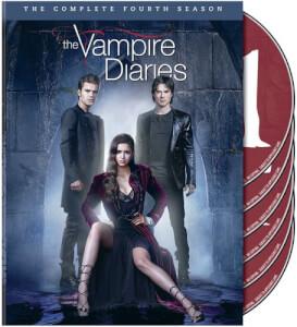 Vampire Diaries: Complete Fourth Season