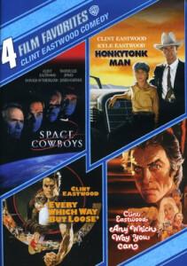 Clint Eastwood Comedy: 4 Film Favorites