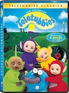 Teletubbies: 20Th Anniversary Best Of The Best