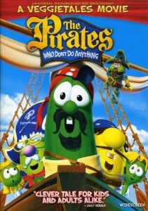 Pirates Who Don't Do Anything: Veggie Tales Movie