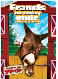 FraNCIS The Talking Mule Complete Collection