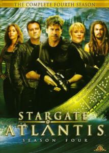 Stargate Atlantis: Season 4