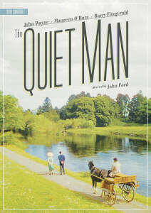 Quiet Man (Olive Signature)