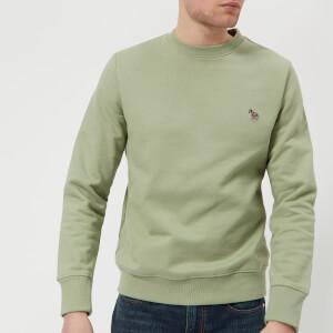 PS by Paul Smith Men's Regular Fit Sweatshirt - Green
