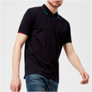 PS by Paul Smith Men's Regular Fit Polo Shirt - Navy