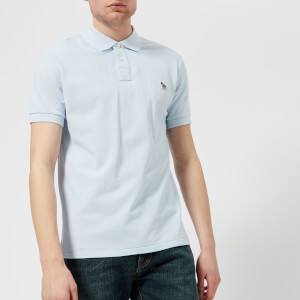 PS by Paul Smith Men's Regular Fit Polo Shirt - Sky