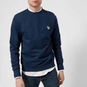 PS by Paul Smith Men's Regular Fit Sweatshirt - Navy